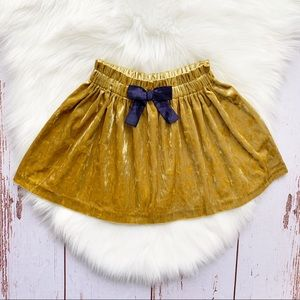 Genuine Kids Crushed Velvet Skirt